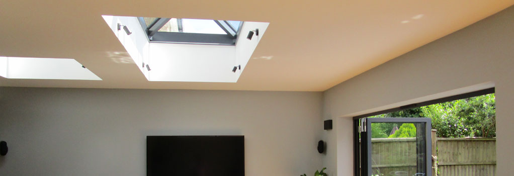 aluminium roof lights Surrey