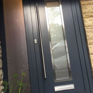 Aluminium entry doors Surrey
