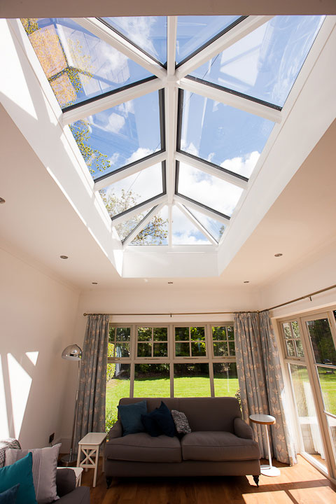 Aluminium Roof Lanterns