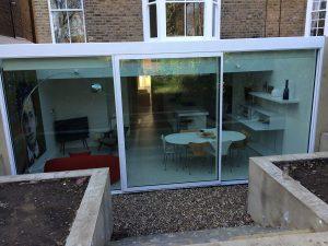 aluminium sliding doors Surrey