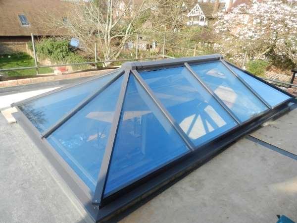 Aluminium Roof Lanterns Surrey